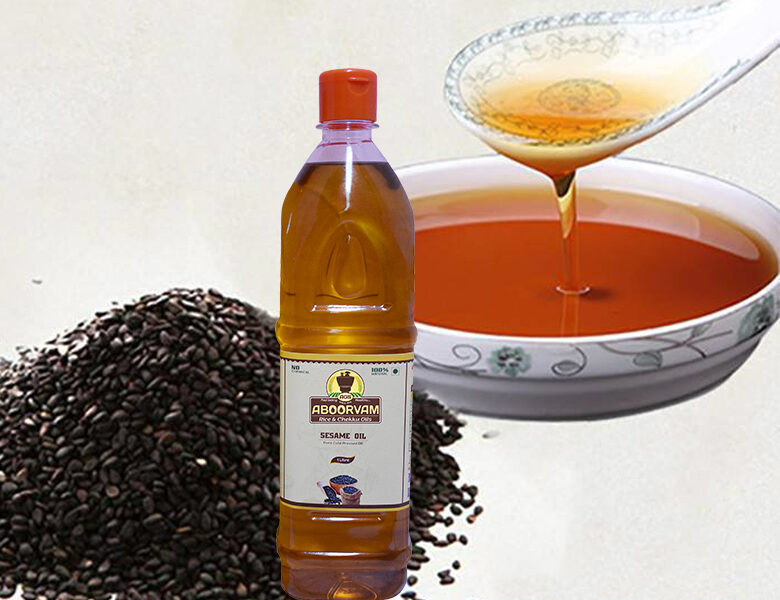 Nutritional profile and Amazing Health Benefits of Sesame/Gingelly oil