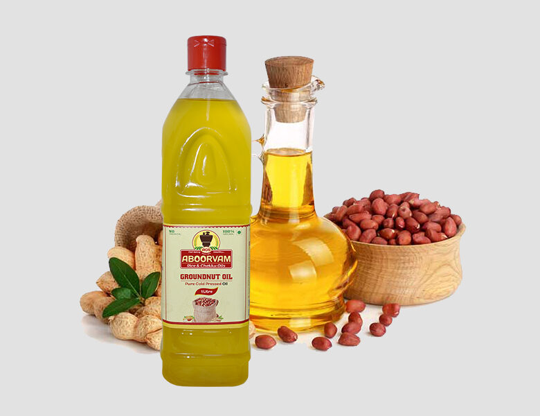 Groundnut oil extraction process and Nutritional values  | Health benefits of groundnut oil